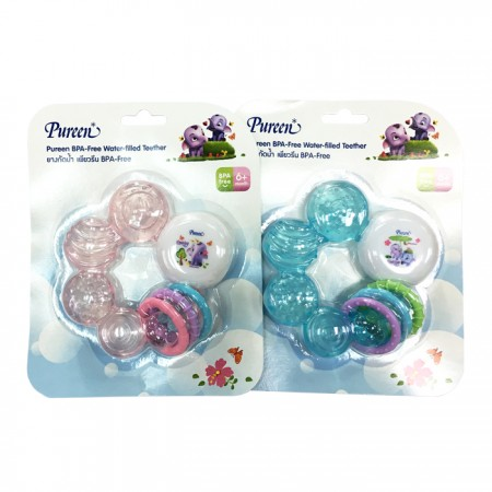 ยางกัดน้ำ Pureen (Pureen BPA-Free Water-filled Teether)